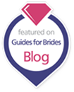 featured on guides for brides blog