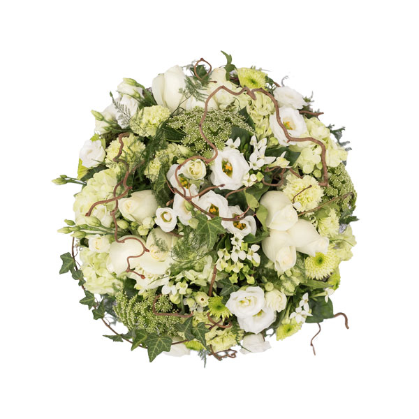 Woodland Funeral Posy