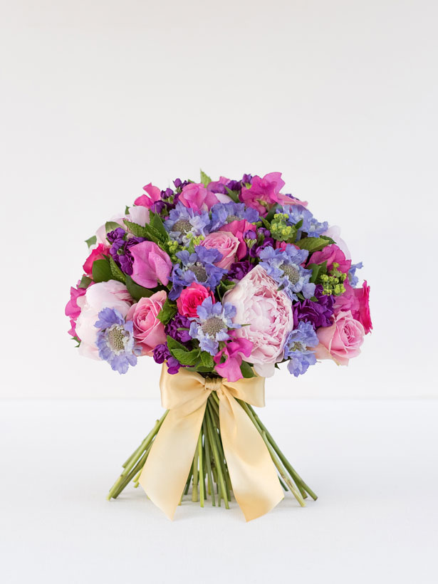 Summer flowers from Amie Bone, Lilac Hues bouquet