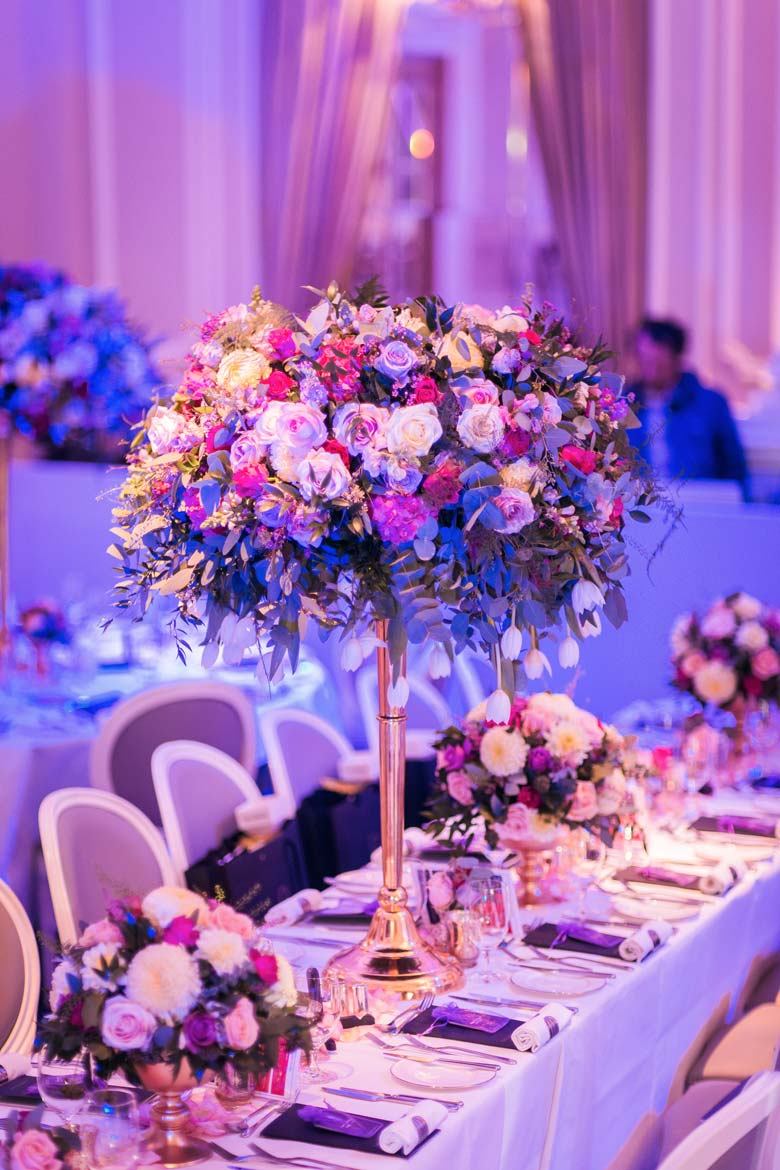 amie bone flowers, the global gift gala at the corinthia hotel